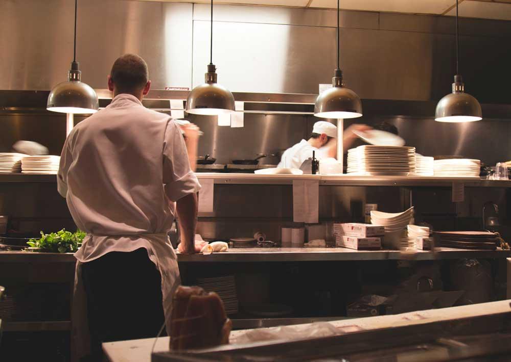 Restaurant Consultant Tim Tizzano TIZZANO SOLUTIONS CONSULTINT & TRAINING ktichen image